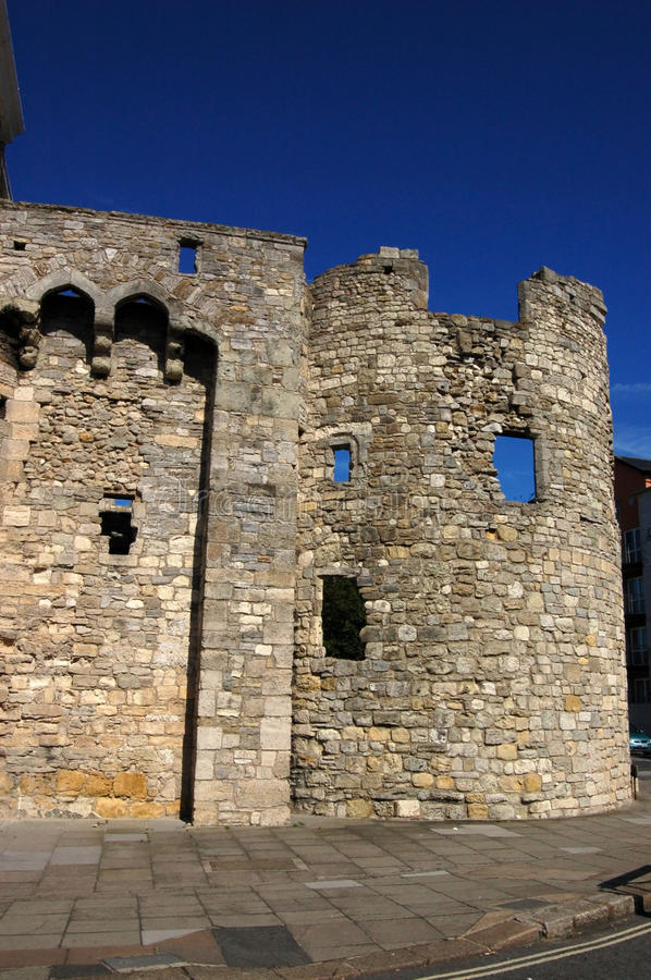Download Watergate, Southampton stock image. Image of ruin, port - 12158761