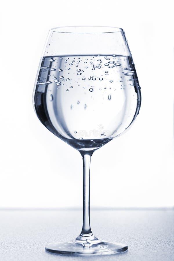 Waterglass arkivfoton
