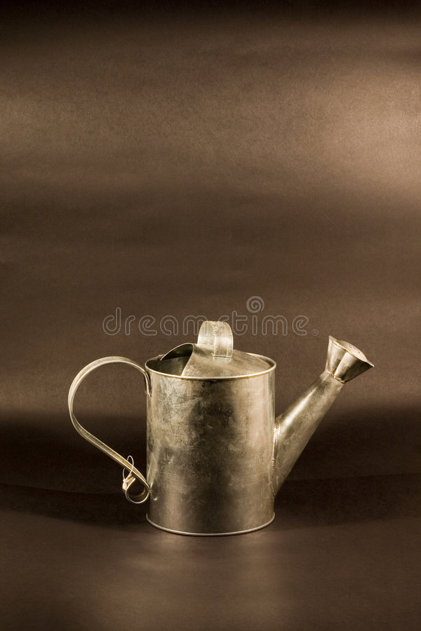Download Watering Can stock photo. Image of plant, antique, rust - 160070