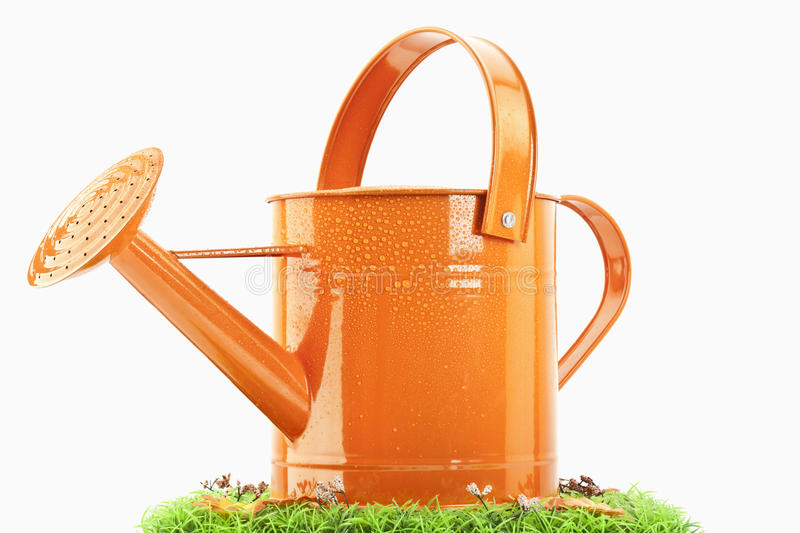 Watering-can stockfotos