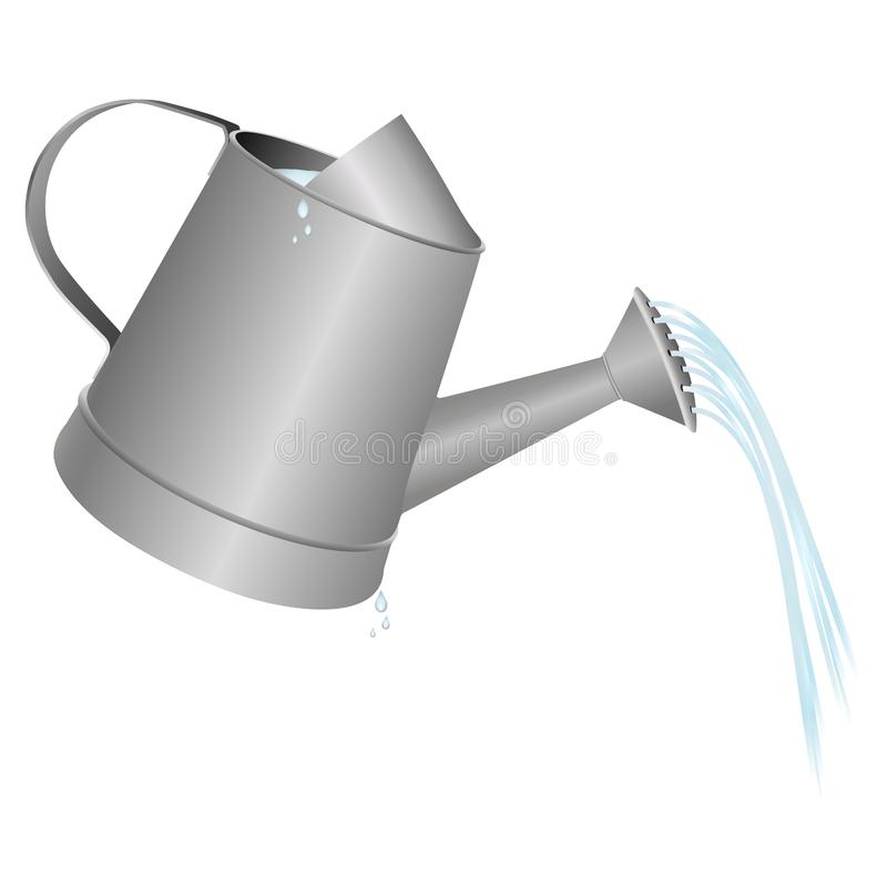 Free Watering Can Royalty Free Stock Photography - 4226037