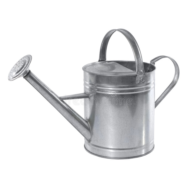 Free Watering Can Stock Photography - 8840682