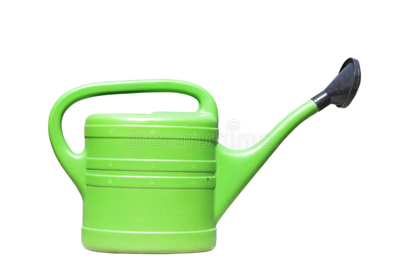 Download Watering Can Stock Image - Image: 925641