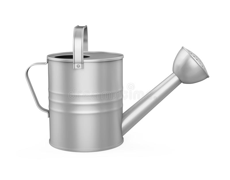 Watering Can Isolated stock illustration