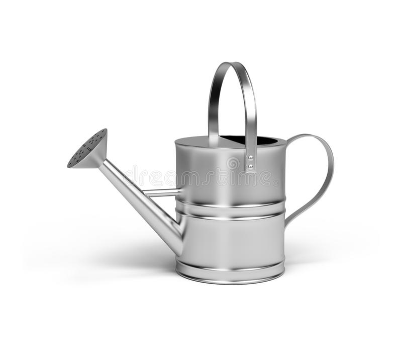 Download Watering can stock illustration. Image of graphics, nature - 32284553