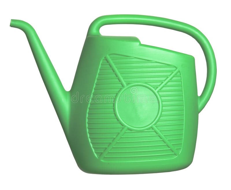 Watering can royalty free stock images