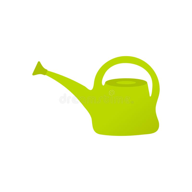 Free Watering Can Vector Icon Royalty Free Stock Photo - 179222145