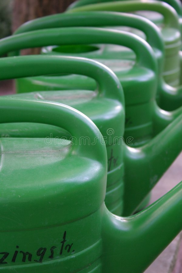 Free Watering-cans Stock Image - 344701