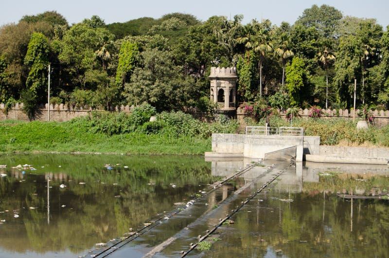 Waterkering op de Rivier Musi, Hyderabad