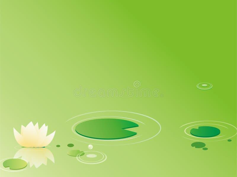 waterlily бесплатная иллюстрация