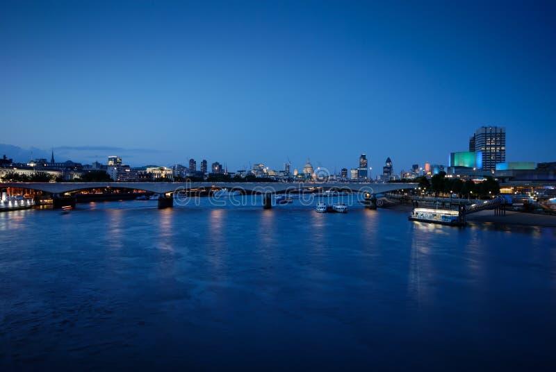 Download Waterloo Bridge, London - 2 Stock Image - Image: 5301337