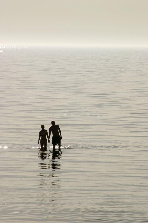 Download Waterlove fotografering för bildbyråer. Bild av manlig - 522797