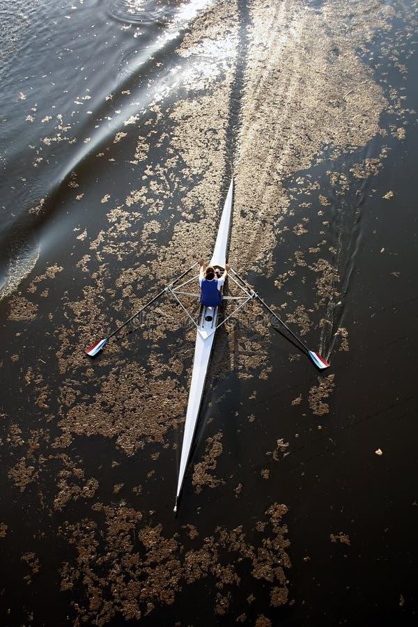 Waterman immagine stock
