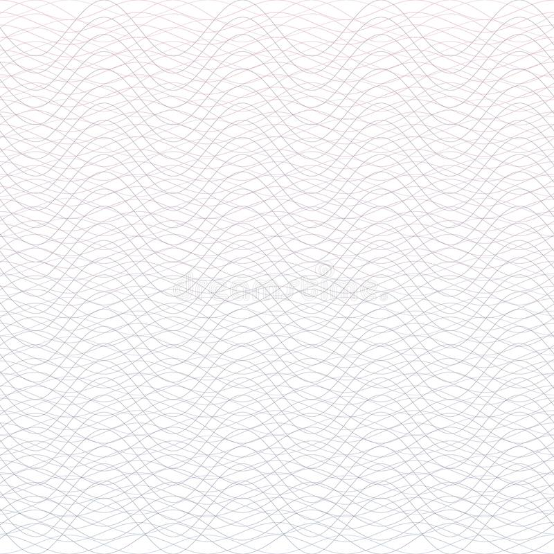 Watermark background certificate, diploma, royalty free stock images