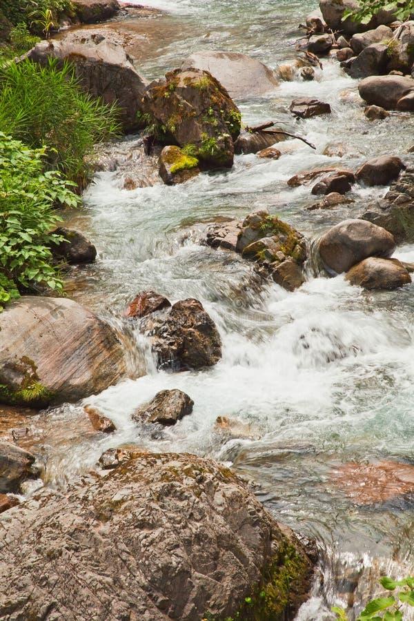 Watermassa royalty-vrije stock afbeeldingen