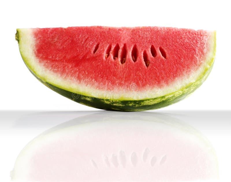Watermeloen royalty-vrije stock afbeelding