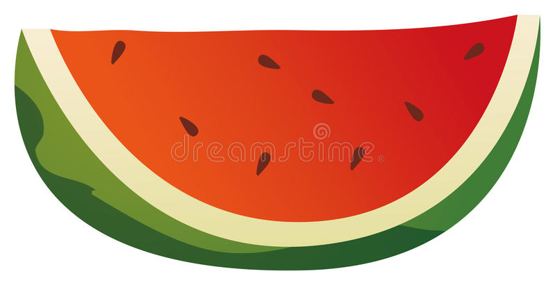Download Watermelon stock illustration. Illustration of color - 10298312