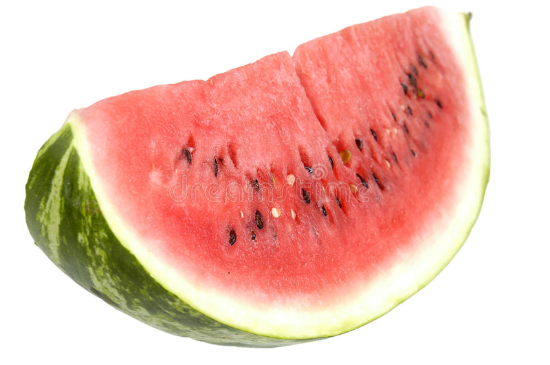 Download Watermelon stock photo. Image of water, juice, ripe, white - 1415834
