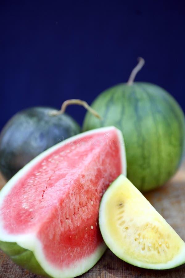 Watermelon_2 stock photography