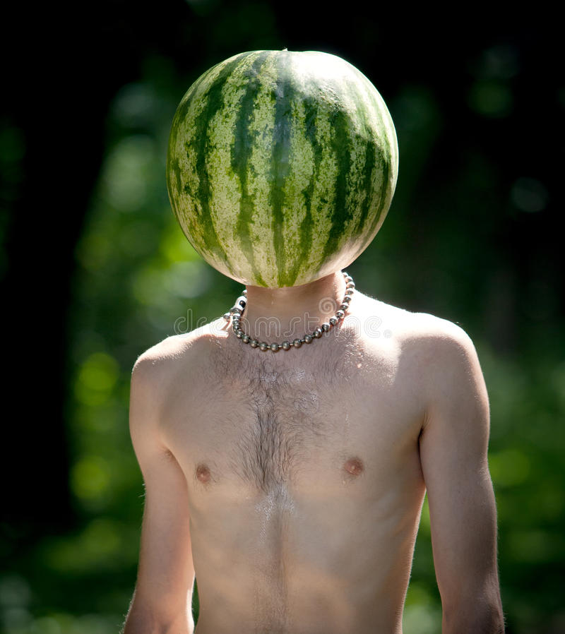 Download Watermelon stock photo. Image of relaxation, cheerful - 25417404