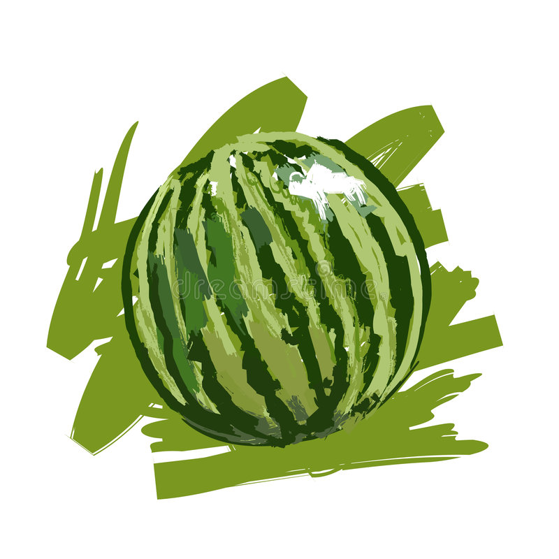 Download Watermelon Stock Image - Image: 5380951