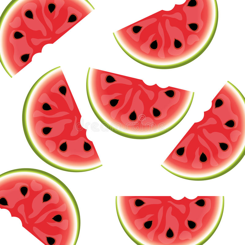 Free Watermelon Background Isolated Stock Photography - 21235522