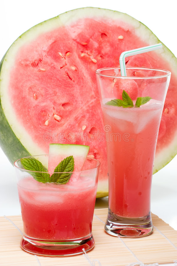 Download Watermelon cocktail stock photo. Image of refresh, party - 2302944