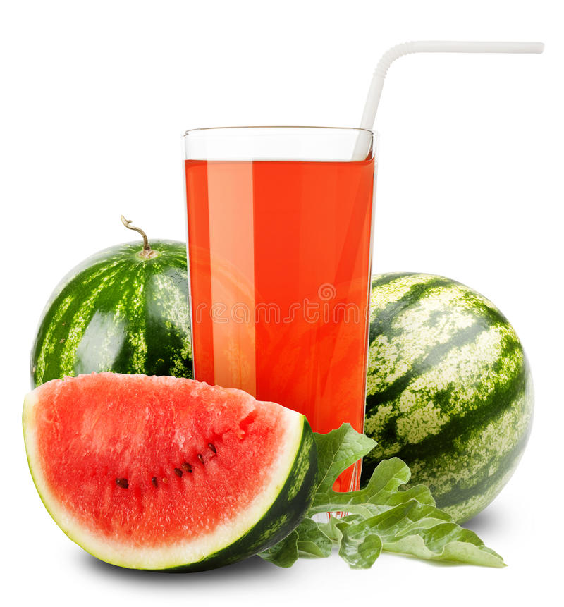 Download Watermelon juice stock image. Image of diet, ripe, isolated - 28166919