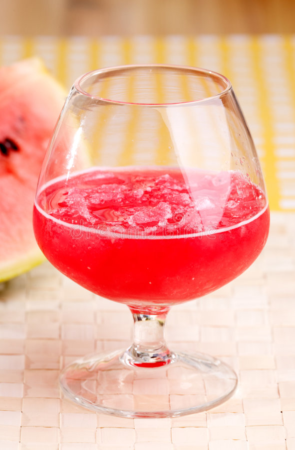Watermelon Punch Royalty Free Stock Images