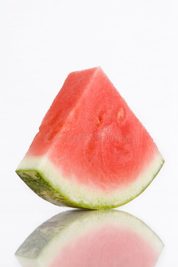 Free Watermelon Slice Royalty Free Stock Photos - 5665088