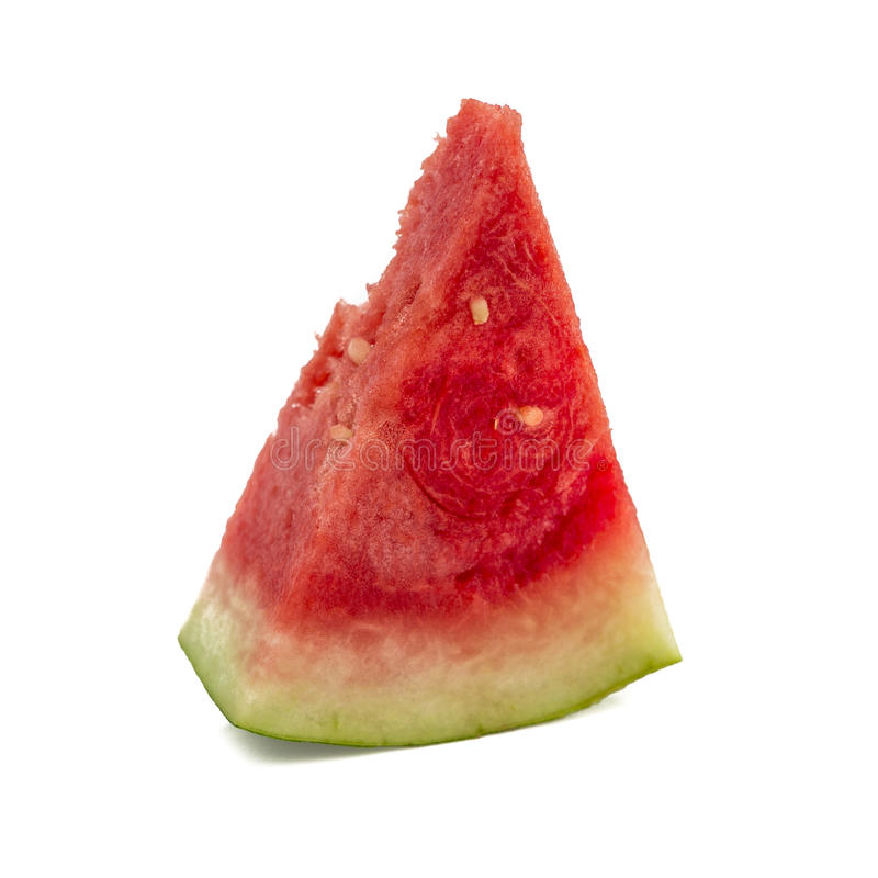 Watermelon Slice royalty free stock image