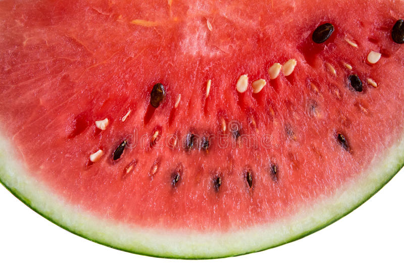 Watermelons are a sweet fruit royalty free stock images