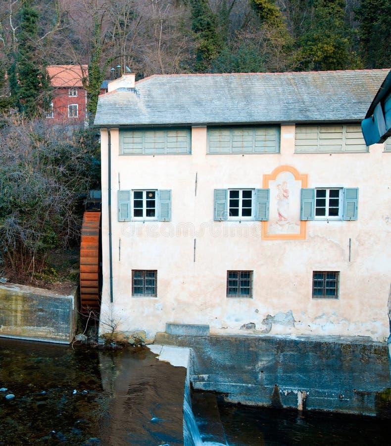 Watermill fotos de stock