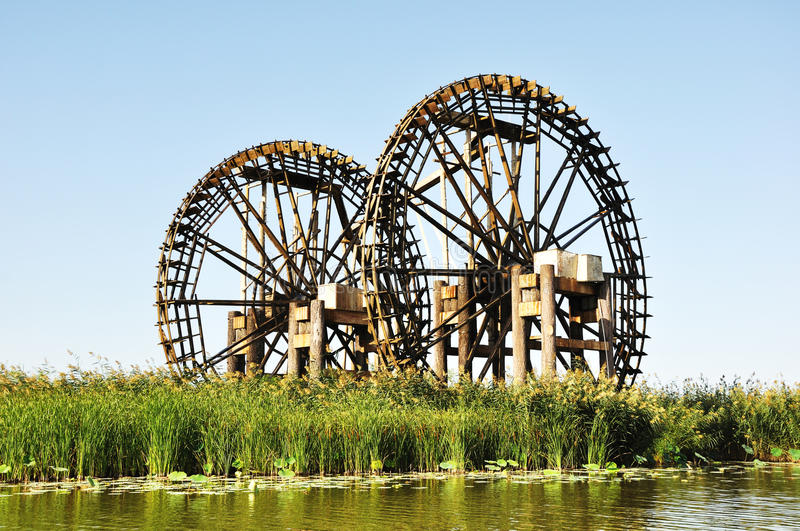 Download Watermill Stock Image - Image: 15687481