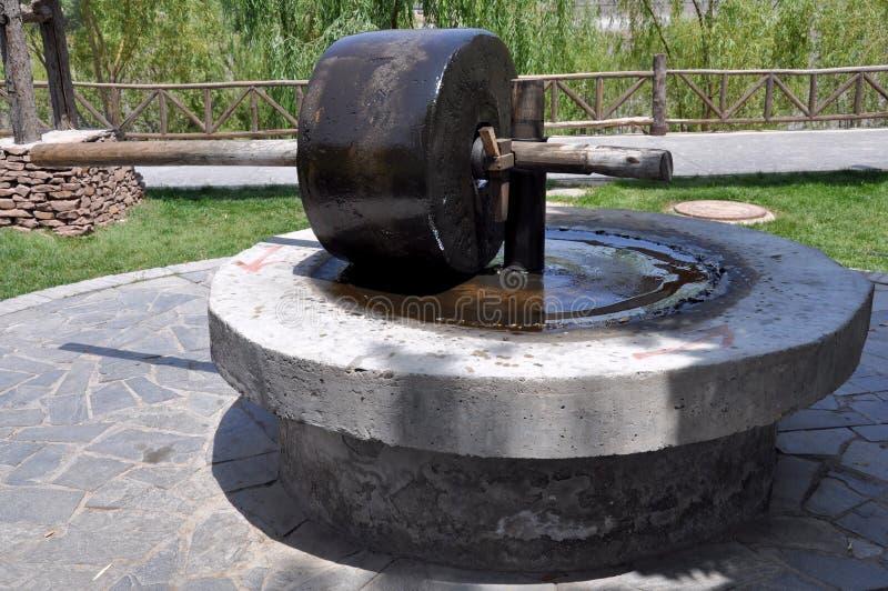 Watermill fotografía de archivo