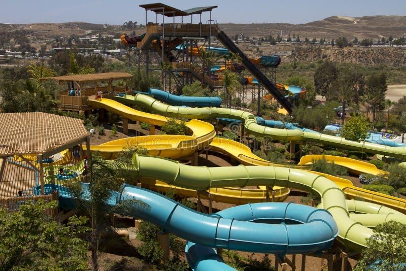 Download Waterpark Amusement In The Desert Stock Photo - Image: 31978850