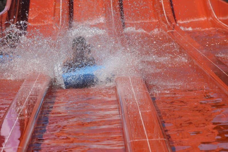 waterpark zabawy zdjęcia royalty free