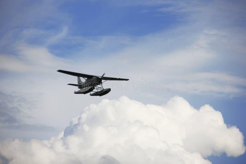 Waterplane, hydroplane photo libre de droits