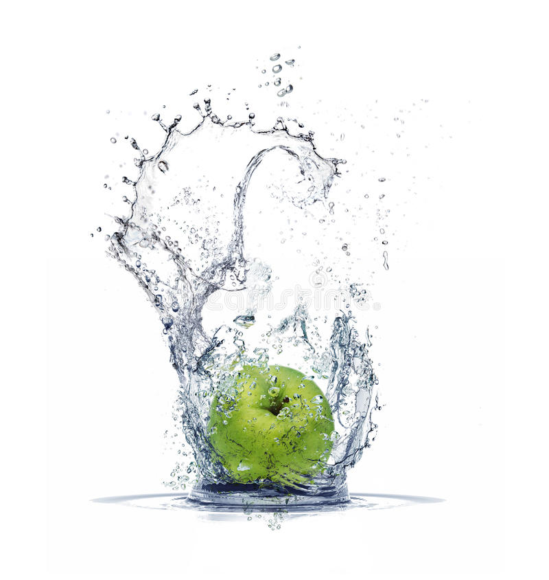 Waterplons royalty-vrije stock afbeeldingen