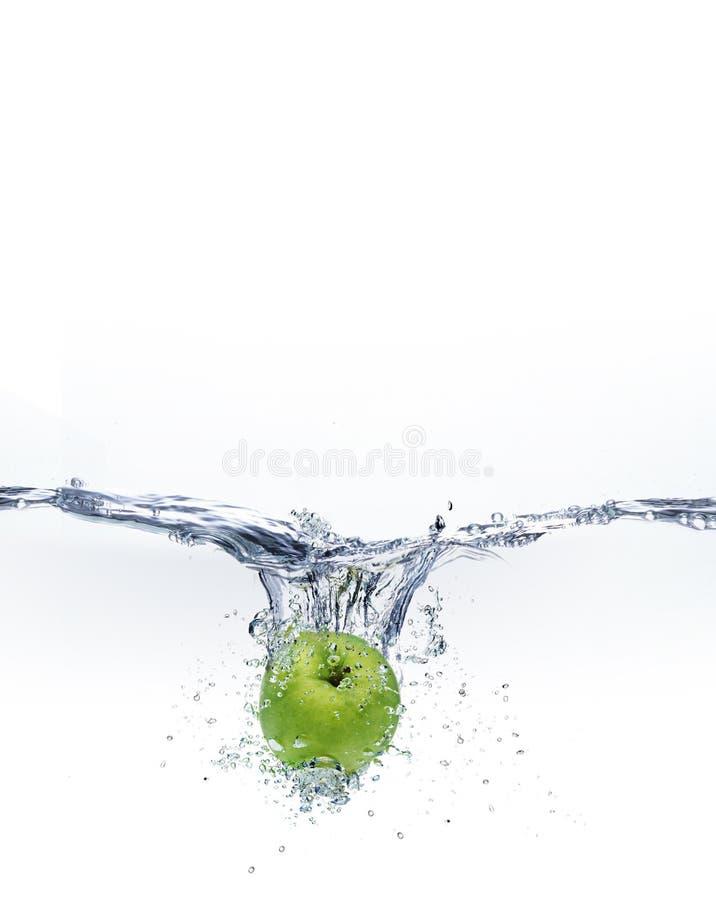 Waterplons stock afbeelding