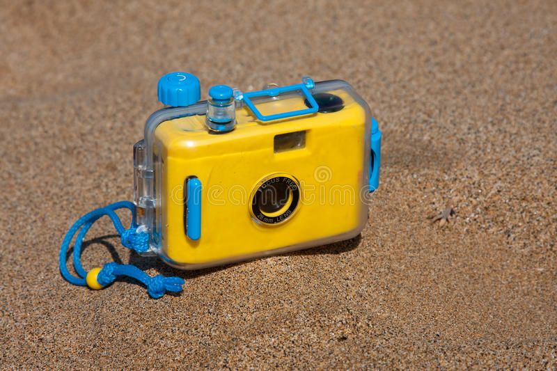 Download Waterproof Camera Stock Photography - Image: 11265742