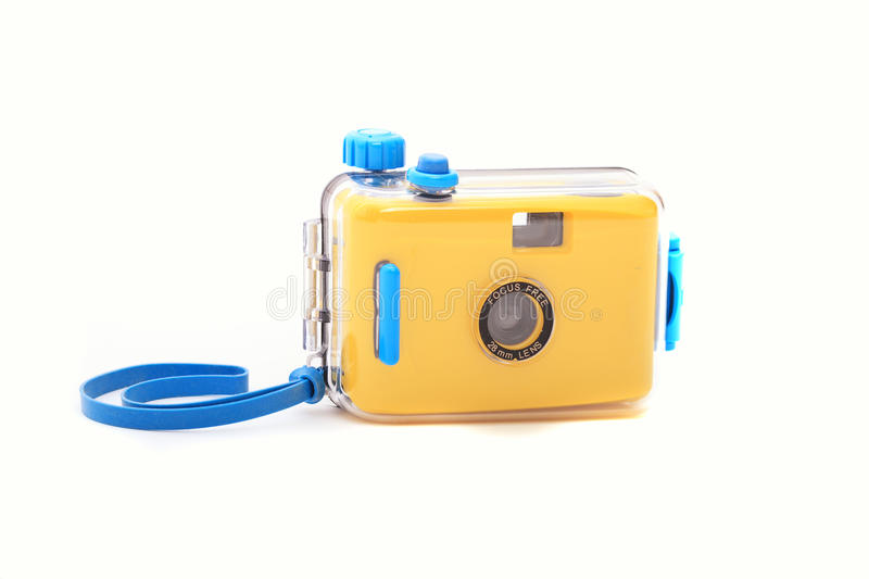 Download Waterproof Underwater Camera Royalty Free Stock Photography - Image: 15323597