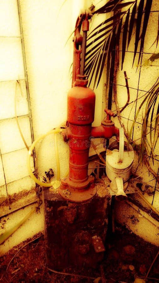 Waterpump immagine stock