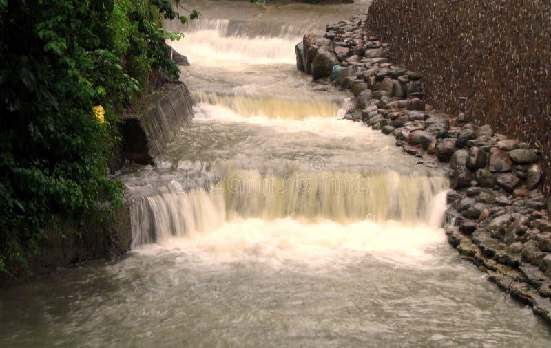 Waters White Royaltyfri Fotografi