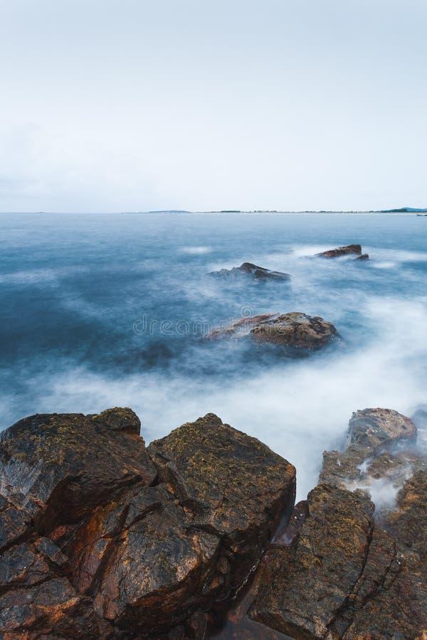 Waterscape norvégien photographie stock