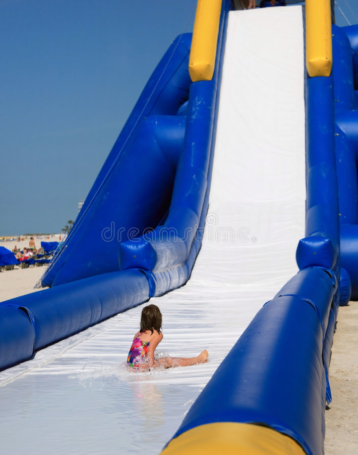 Download Waterslide Stock Images - Image: 2067844