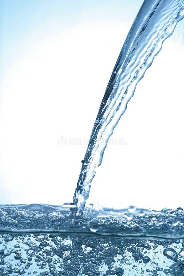 Watersplash imagens de stock