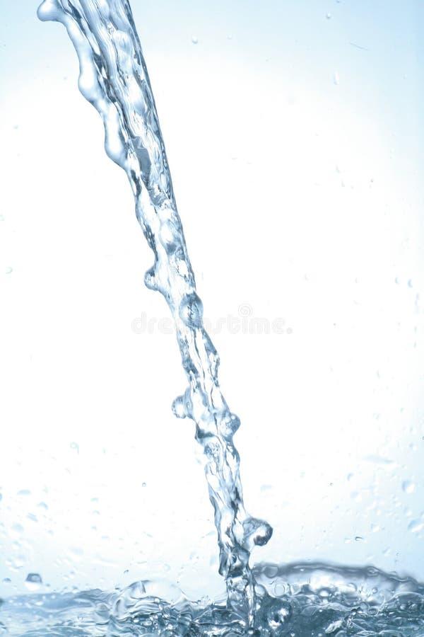 watersplash fotografia stock