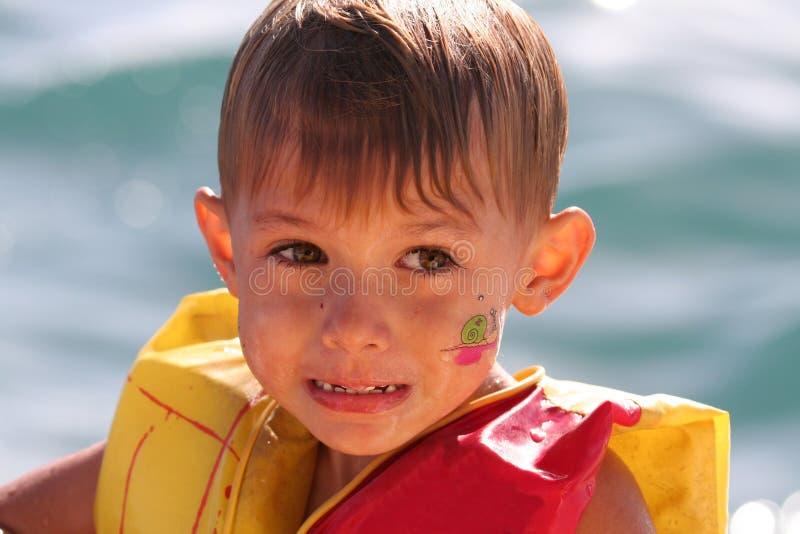 watersport dzieciaka. zdjęcia stock