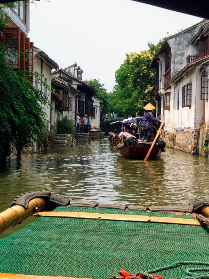 Watertown Suzhou en mai 2017 photos libres de droits